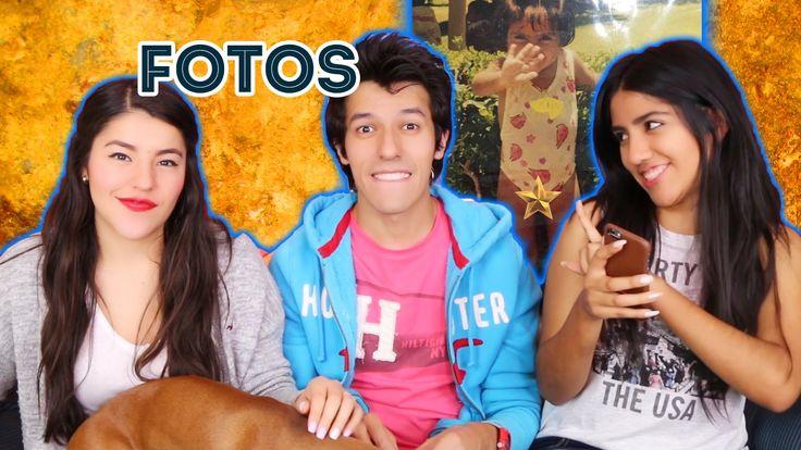REACCIONANDO A NUESTRAS FOTOS VIEJAS | LOS POLINESIOS RETO POLINESIO
