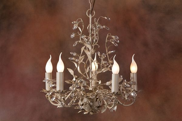 Crystal Chic Vine Pendant 5 LT (DO0699/P5) MDA LIghting – Bright Lighting