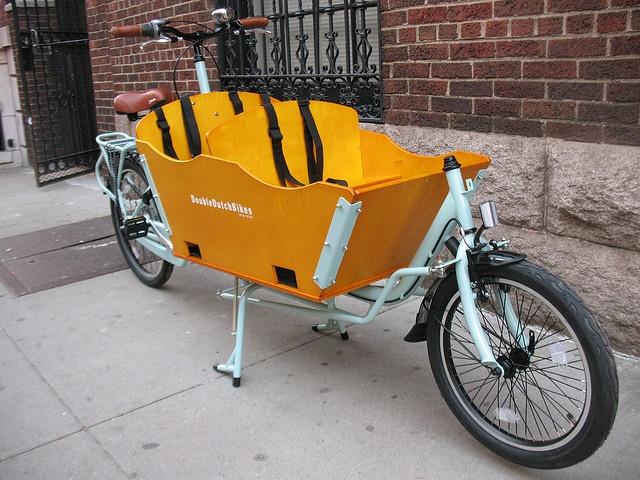 Cargo Bike by DoubleDutchBikes, via Flickr