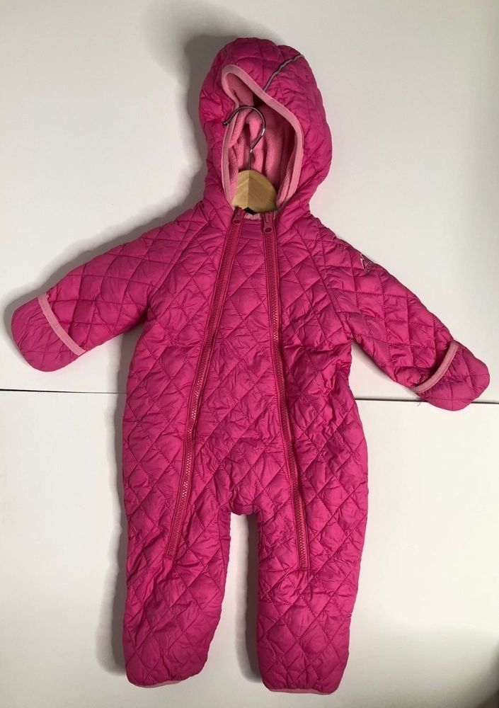 7b0371bd30e1 Snozu Infant and Toddler Fleece Lined Ultralight Quilting One Piece ...