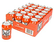 Duff Beer Cans