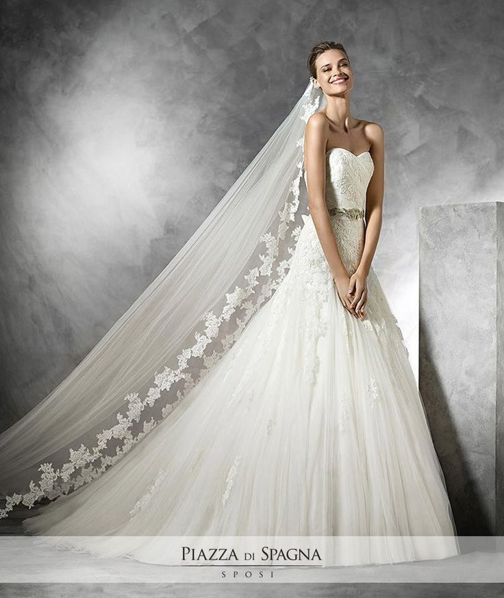 9 best Pronovias - Abiti da sposa images on Pinterest ...