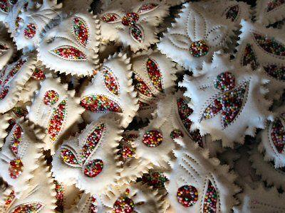 Coricheddos, dolci nuziali Nuoro, Sardegna