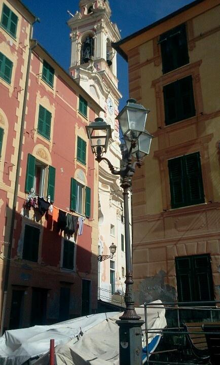 Sori, Italy. Liguria Genoa