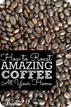 Can I Make Money Roasting Coffee