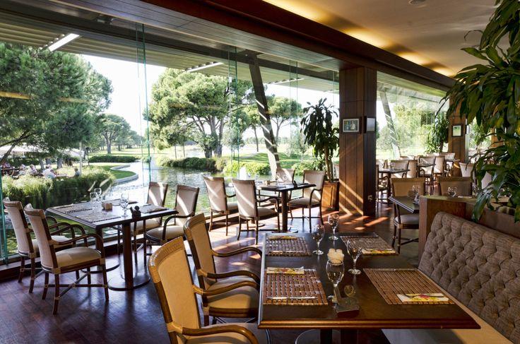 Gloria Golf Club - Club House