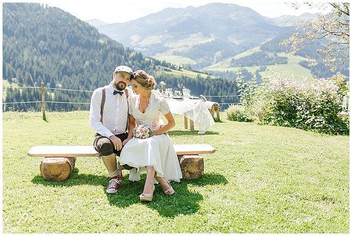 Ideen Fur Eine Moderne Berghochzeit Mit Japanisch Bayerischer