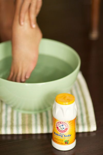 How Can Baking Soda Benefit Your Beauty Routine: Get Glowing Skin, DIY Manicure/Pedicure Treatment, Brighten Teeth, Deep-Clean Hair