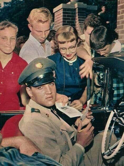 Image result for Elvis Presley June 2, 1958
