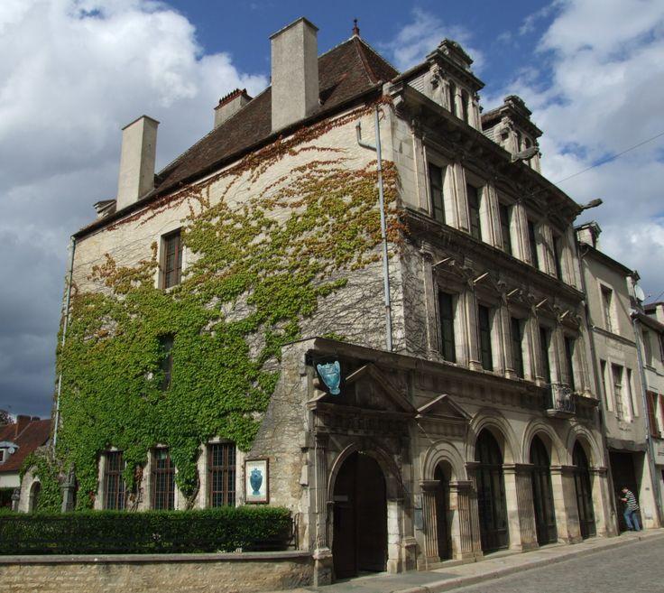 Musée du Trésor de Vix (Côte d'Or) région Bourgogne