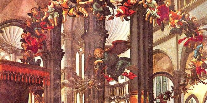 ALBRECHT ALTDORFER (1480/1538): GERMAN PAINTER: In its shades of color, the charm of nature and of human figures | Meeting Benches