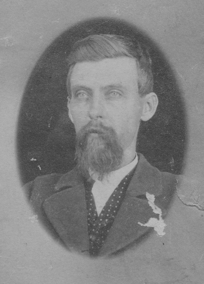 Charles A. Shibell, photographed in San Diego in 1888. A longtime resident of Pima County, A.T., Shibell served as a lawman, hotelier, journalist, and businessman in Tucson from its earliest post-Civil War origins. In 1880, as sheriff of Pima County, Shibell employed Wyatt Earp and John Behan as deputies in the Tombstone mining district, and in 1881 Shibell was back in Tombstone, sizing up business opportunities, just before the battle between the Earps and the cow-boys at the O.K. Corral.
