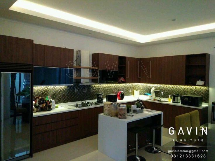 bahan berkualitas dengan harga terjangkau Kitchen Set Minimalis Modern By Gavin Kitchen set minimalis modern kini banyak diminati dan digunakan banyak orang terutama untuk rumah berdesain minimalis…
