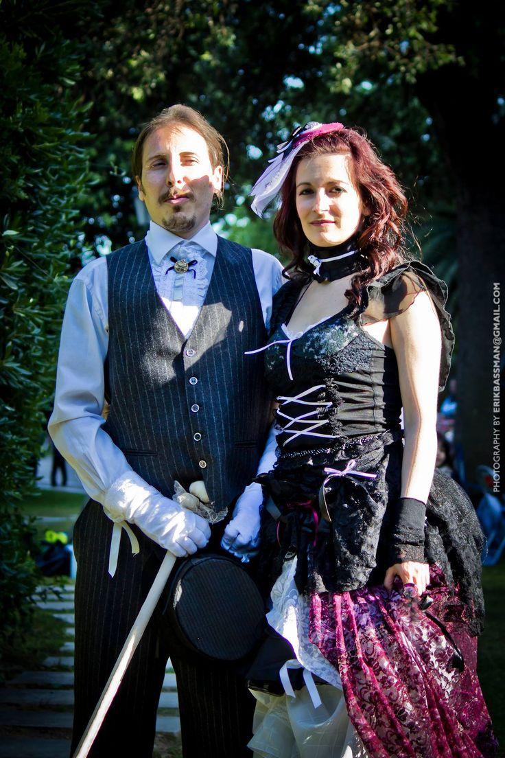 Man and Woman #Victorian #Clothing theme   #historical #era #Fashion #Stilist #modellist #sewing #moda #italy
