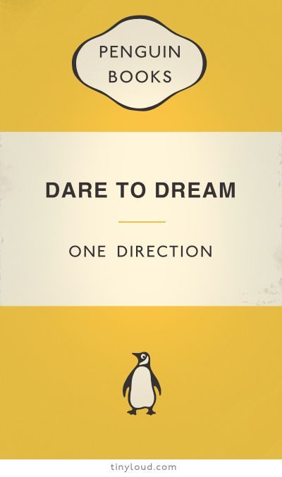 One Direction - Dare to Dream (Penguin Classic)