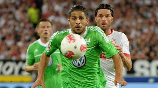 Bundesliga 2012/2013: VFB verliert zuhause gegen Wolfsburg