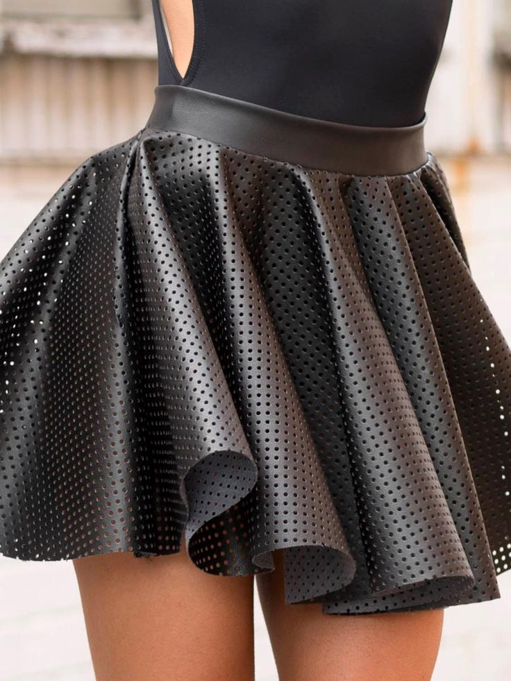 So Perf Cheerleader Skirt - LIMITED (WW $80AUD / US $64USD) by Black Milk Clothing