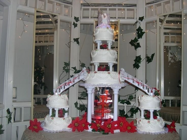 Wedding Cakes From The 1980s Found On Media Photobucket