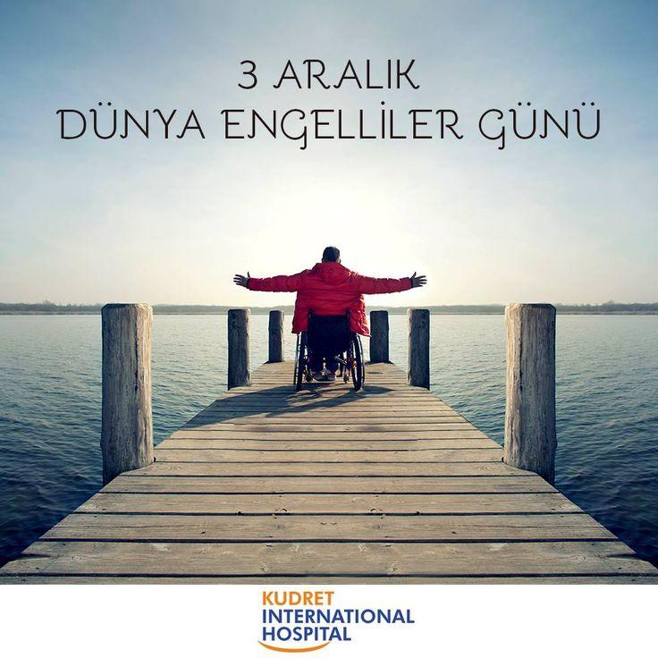 Onların yaşam kalitelerini yükseltmek ve yaşama sevinçlerini arttırmak hepimizin görevi! #kudretinternational #hastane #hospital #sağlık #health #ankara #turkey #turkiye