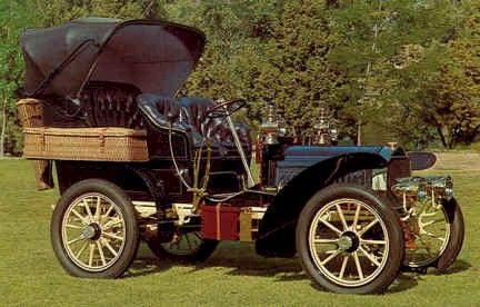 1904 Packard Tonneau - (Packard Automobile Co. Pontiac, Michigan 1899-1954)