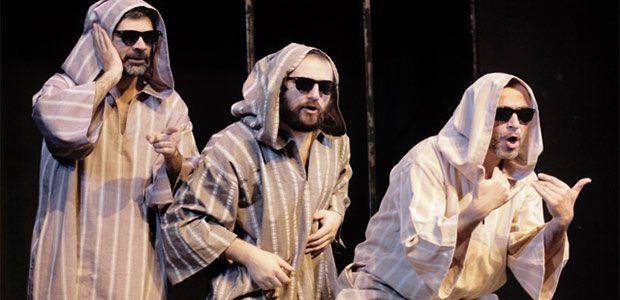 """«""""Όλη η Βίβλος (λέμε τώρα)"""" στο θέατρο Χορν» της Μαρίας Κοτοπούλη"""