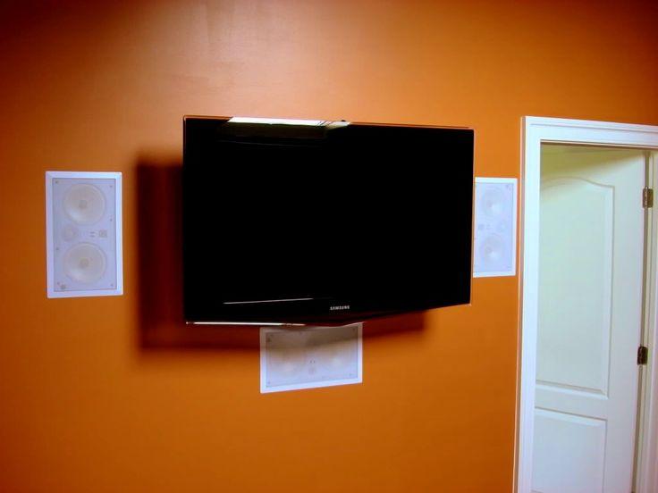 Best 25 Speaker Wall Mounts Ideas On Pinterest Flat