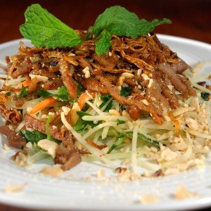 Oriental Shredded Pork Recipe