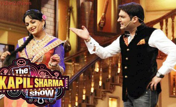 The Kapil Sharma Show: Kapil's 'bua' Upasana Singh returns, she's hopeful Sunil Grover will come back too