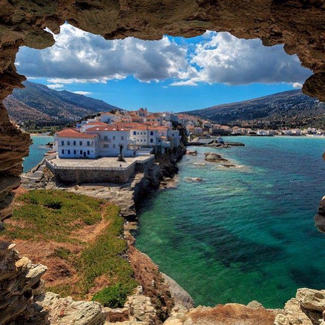 Andros Island - Greece.