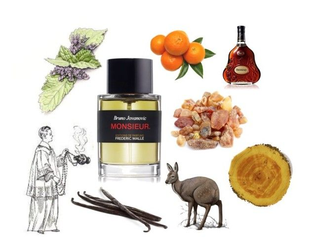 Frederic Malle Monsieur by fluxcapacitorr on Polyvore featuring Frédéric Malle