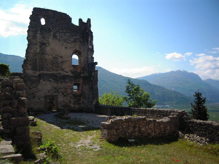 Rovine di un antico castello