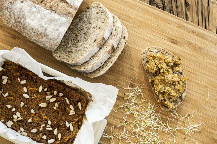 Végépâté végane sans gluten.  http://antidotesmagazine.com/2015/11/vegepate-sans-gluten/