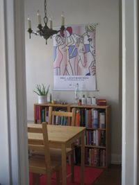 Dining room cokking books