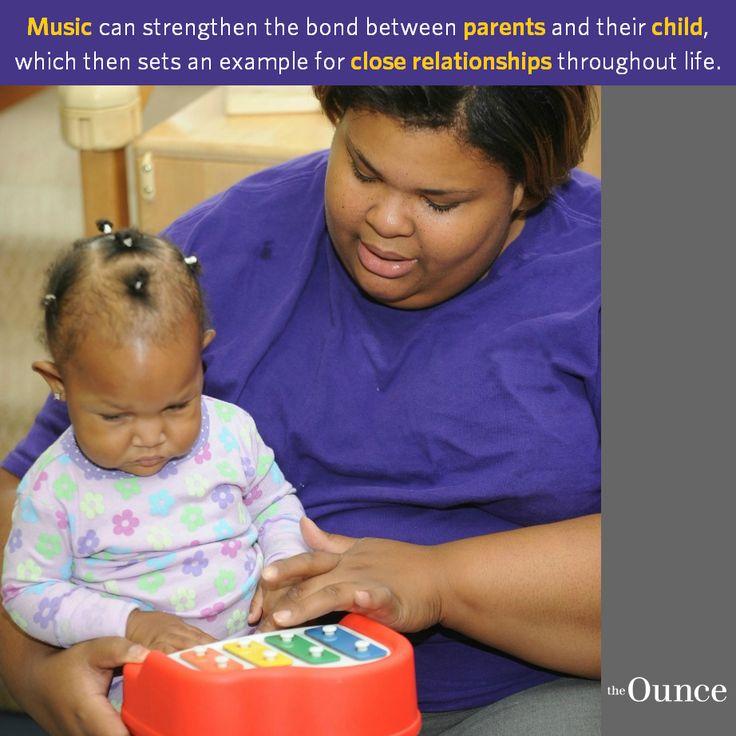 relationship between music and child development