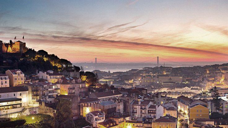 🇵🇹 Long weekend in Lisbon! 1 WE inkl. Flug & Hotel ab 75€  🔥 Bookable on holidayheroes.com 🔥