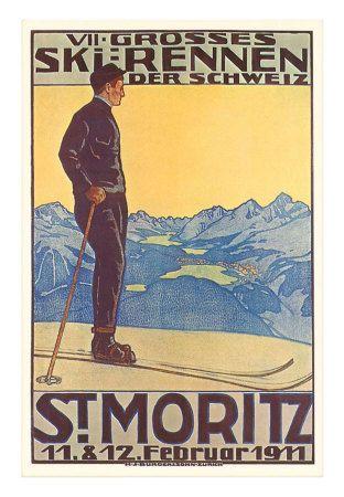 St. Moritz....réépinglé par Maurie Daboux ✺❃✿