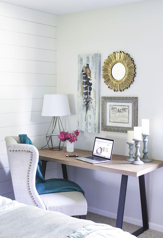Best 25+ Small home office desk ideas on Pinterest Office desks - desk in living room