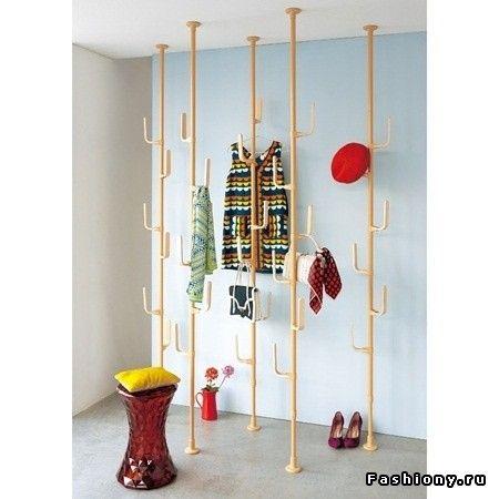 Место гардероба, если места нет в принципе / гардероб габриэль солис