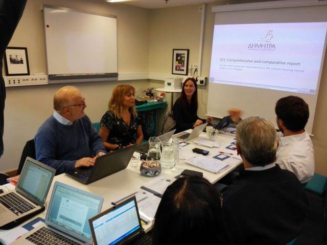 Third Transnational Meeting for the QUASER Project // Tercer encuentro transnacional del proyecto QUASER