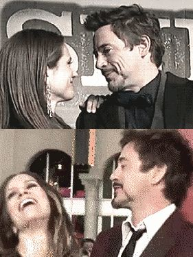 """I don't joke when I say she (Susan Downey) is my better half. She truly is. I cannot  believe what a fantastic life I have today. But here's the thing, she  didn't change me at all. She just gave me an ultimatum at a certain  point. Ultimately, we both changed a lot so that now I can't ever  imagine a life before her.""  — Robert Downey Jr.    My favorite RDJ quote about Susan"