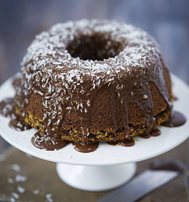 Baka kärleksmums på nytt sätt - som en härligt saftig sockerkaka. Enkelt recept på ljuvlig kärleksmumssockerkaka.