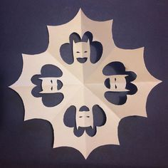 DIY Superhero Snowflakes Are So Cool They Could Fight Evil