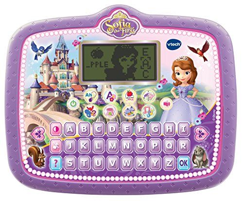 VTech Disney Princess Sofia the First Royal Learning Tablet >>> More info could be found at the image url.
