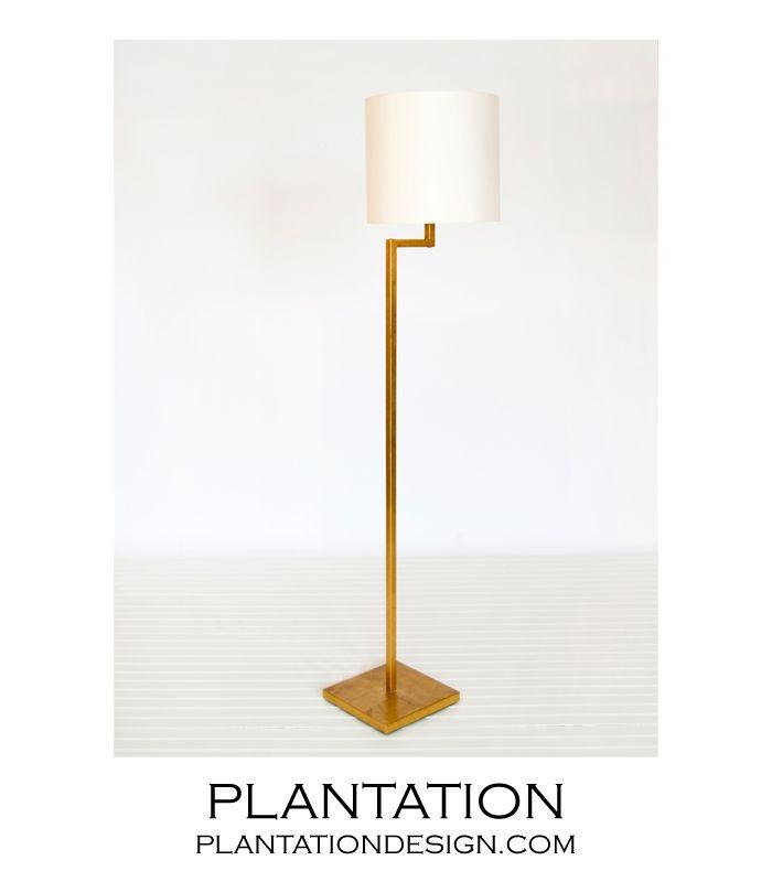 Adelia Floor Lamp Gold Gold Floor Lamp Floor Lamp