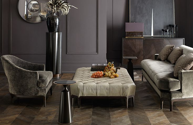 The Jean-Louis Deniot Collection by Baker Furniture