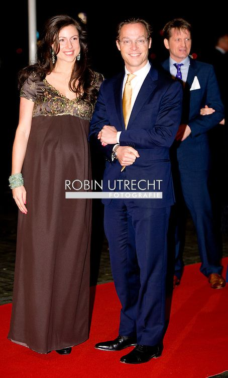 1-2-2014 ROTTERDAM NETHERLANDS Princess Victoria and Jaime arrives for the…