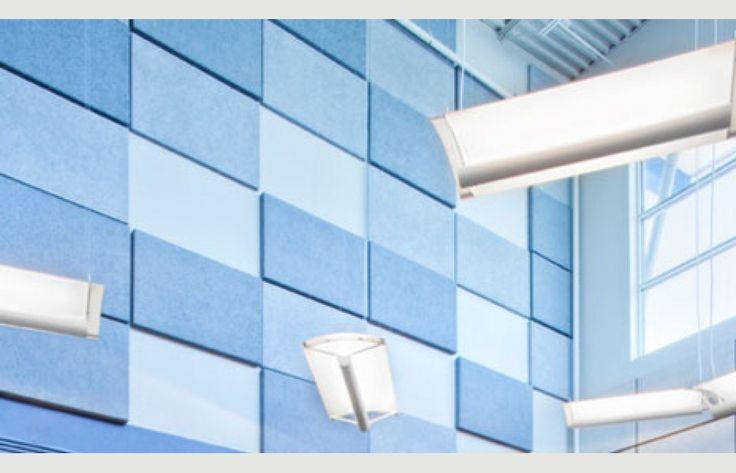 Acoustic Ceiling Tiles Home Panels Decorative LFabric