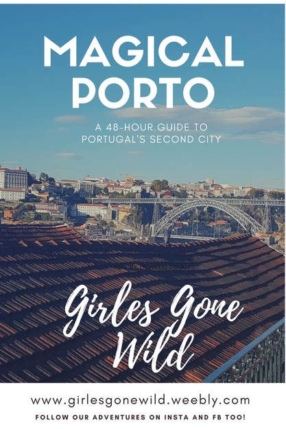 #Porto was absolutely stunning! We just got home and I had to write about it ASAP! Please read and share our 48 hour itinerary - have you been to Porto?