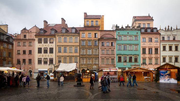 Warsaw Old Market Place