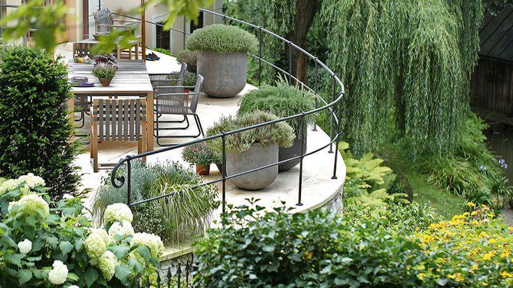 20 best images about hideaway on pinterest industrial for Gartengestaltung cottage